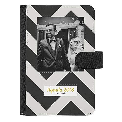 Personalisierter Taschenkalender - Taschenkalender personalisiert mit Namen