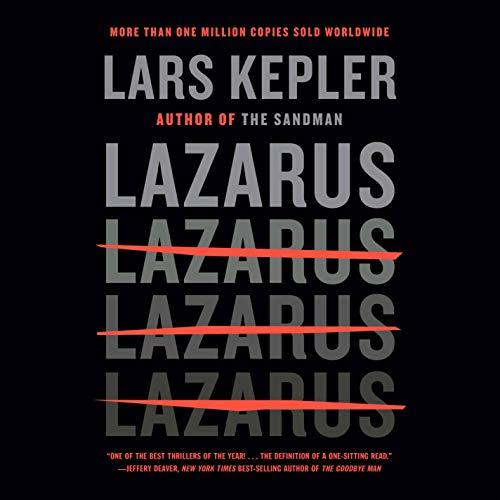 Page de couverture de Lazarus