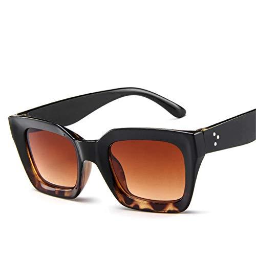 HHAA Lindas Gafas De Sol Retro De Ojo De Gato para Mujer, Pequeñas, Negras, Blancas, Triangulares, Vintage, Baratas, Rojas, Gafas De Sol para Mujer Uv400