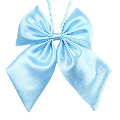 Hffan Schleife Binder Schlips - 48 cm Länge Verstellbare Bowknot Krawatten