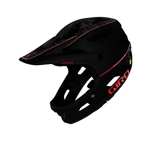 downhill mountain bike full face helmets