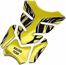 Niree Motorcycle Tank Gas Protector Pad Sticker Decal for Triumph 675 STREET TRIPLE R/RX 2009-2016 DAYTONA 675 2006-2015 SPEED TRIPLE 2008-2010 (A01#)