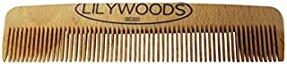 Lilywoods 13cm Wooden Baby Hair Comb - made of Natural Beechwood - for Infants and Children [並行輸入品]