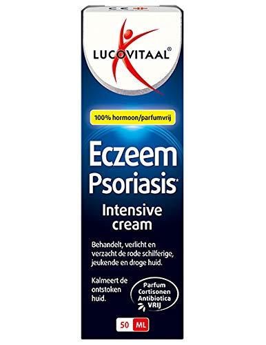 Lucovitaal Eczeem Psoriasis Intensieve Creme, 50 Ml