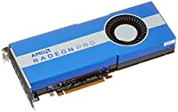 AMD 8GB Radeon Pro W5700 256ビットGDDR6 PCI Express 4.0 x16ワークステーションビデオカードモデル100-506085