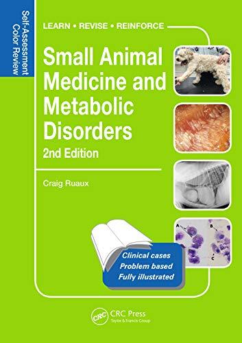 Small Animal Medicine and Metabolic Disorders:...