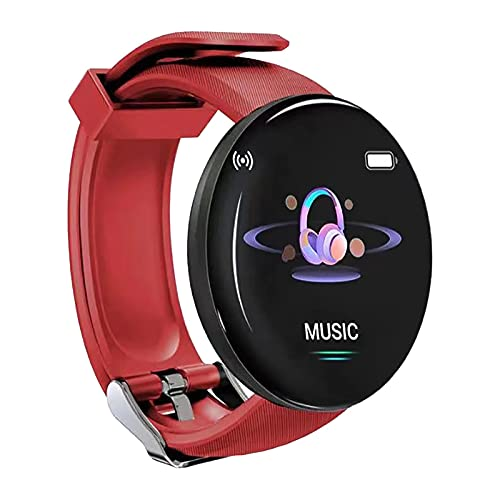 HHJK Smart Wristbands - Orologio impermeabile per smartphone con sistema operativo Android Ios, e,