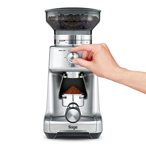 Sage BCG600SIL the Dose Control Pro Coffee Grinder - Silver
