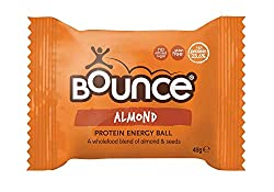 Optimum balance of high-quality proteins Tasty blend of almonds and whey protein Nourish your body, satisfy your hunger and keep your energy levels up Gluten free and vegetarian friendly Perfect for grabbing on the go when the tummy rumbles hit