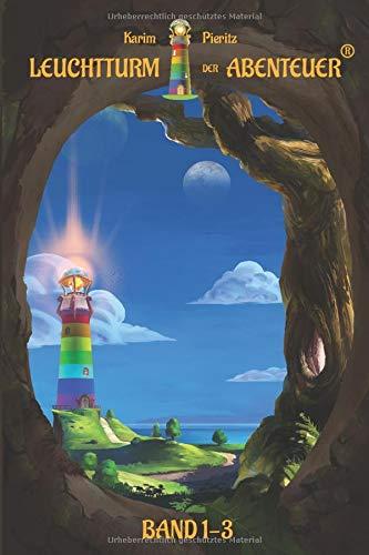 Leuchtturm der Abenteuer Band 1-3: Spannende & lustige Kinderbücher für Leseanfänger - Kinderbuch