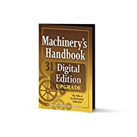 Machinery's Handbook 31 Digital Edition Upgrade