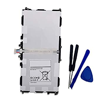 aowe Tablet Replacement Battery T8220E for Samsung Galaxy Note 10.1 SM-T520 T525 SM-P600 SM-P607T P601 P605 Tablet?3.8V 8220mAh?with Tools