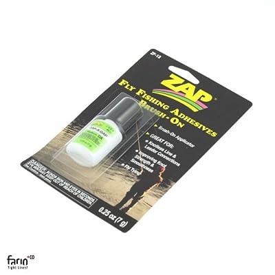 Zap Zap-A-gap Fly Fishing Adhesive brush-on