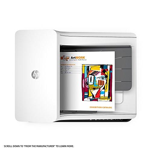 HP ScanJet Pro 2500 f1 Flatbed OCR Scanner