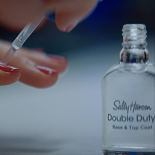 Sally Hansen Diamanond Strength Hardener Nagelhärter, Pflegelack, extra stark, gegen Nagelbruch, schnelltrocknend, transparent, 1 x 13,3 ml