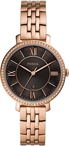 [フォッシル] 腕時計 JACQUELINE ES4723 レディース 正規輸入品 ピンクゴールド