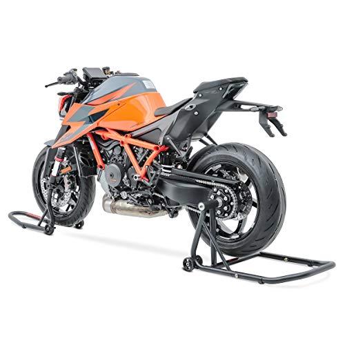 Einarm Montageständer Set für Ducati Hypermotard 796 10-12 hinten vorne CBM