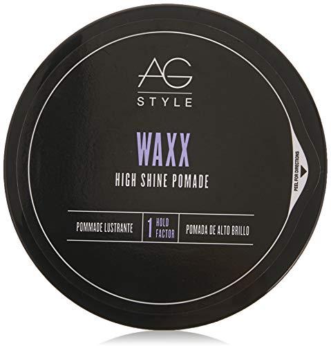 AG Hair Waxx High Shine Pomade, 2.5 Fl Oz