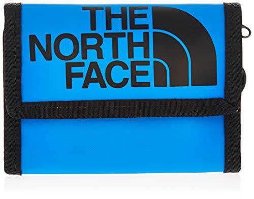 The North Face Base Camp Portafoglio, Unisex Adulto, Bomber Blue/TNF Black, Taglia unica