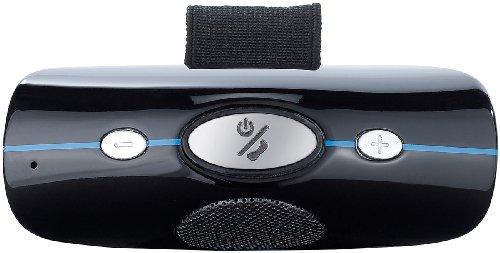 Callstel Kfz Freisprecher: Lenkrad-Freisprecheinrichtung BFX-300.Mini, mit Bluetooth & Multipoint (Freisprecheinrichtung Kfz)