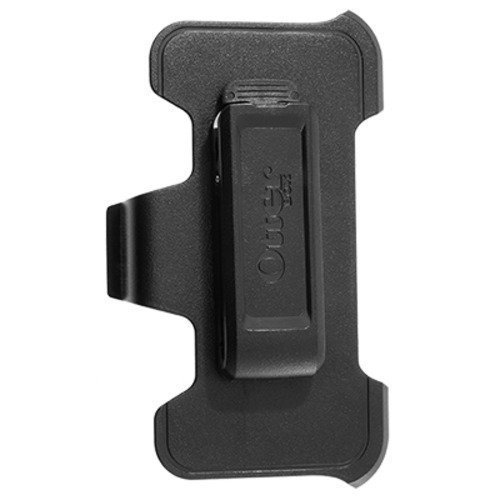 OtterBox Defender Series Replacement Holster/Belt Clip for Apple iPhone 5, iPhone 5S, iPhone 5C, iPhone SE (1st GEN - 2016) - Black