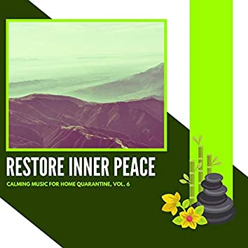 Restore Inner Peace - Calming Music For Home Quarantine, Vol. 6