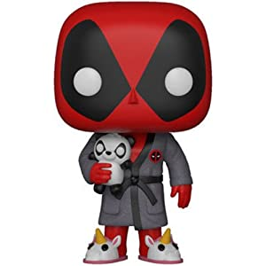 Funko Pop Deadpool en pijama (Deadpool 327) Funko Pop Deadpool
