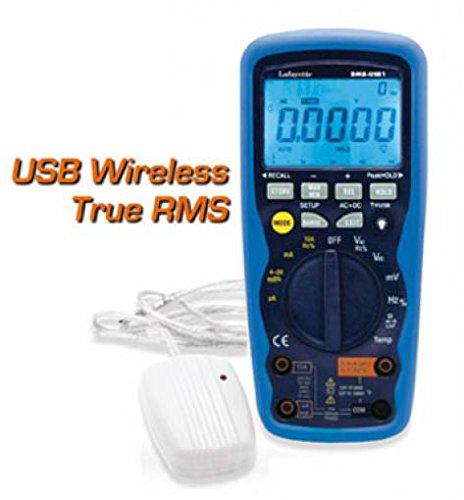 DMB-USB1 multímetro digital con TRUE RMS y la interfaz USB inalámbrico 33102430