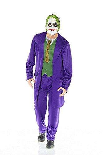 Shoperama - Costume di Joker (Batman - Il cavaliere oscuro) da uomo