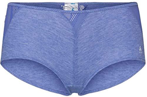 Odlo Suw Natural + X-Light Panty Pantalon pour Femme XS Dazzling Blue Melange