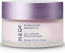 Gel Cream Sensitive Skin Moisturizer for Face   H2O+ Japanese Skin Care   Luxury Clean Beauty   Sensitive Collection