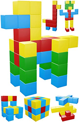 Product Image of the Intock Magnetic Blocks
