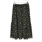 (ジャーナルスタンダードレリューム) JOURNAL STANDARD relume 18SS Floretプリントギャザーロング スカート