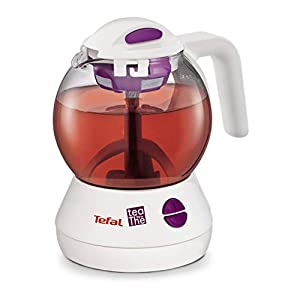 Tefal BJ1100FR Magic Tea Teebereiter, 20,5 x 15 x 21 cm, Weiß/Beige