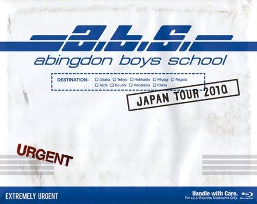 [画像:abingdon boys school JAPAN TOUR 2010 [Blu-ray]]