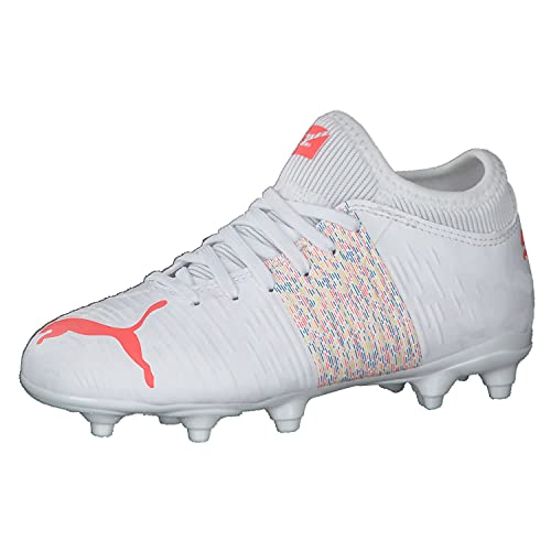 PUMA Future Z 4.1 FG/AG Jr, Zapatillas de fútbol Unisex niños