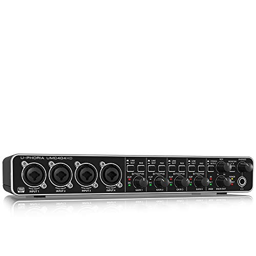 BEHRINGER Audio Interface, UMC404HD (UMC404HD)