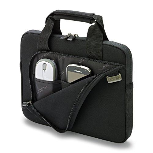 Dicota Smart Skin Notebooktasche 15-15.6 Zoll Aktentasche, Schwarz