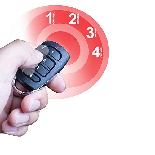 mando 4 canales de la marca ANZO USA