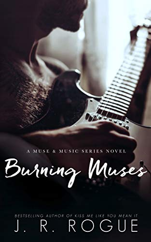 Burning Muses by J.R. Rogue ebook deal