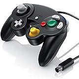 CSL - Gamepad controlador de GameCube de Nintendo- gamepad para Nintendo Wii - efecto de vibración...