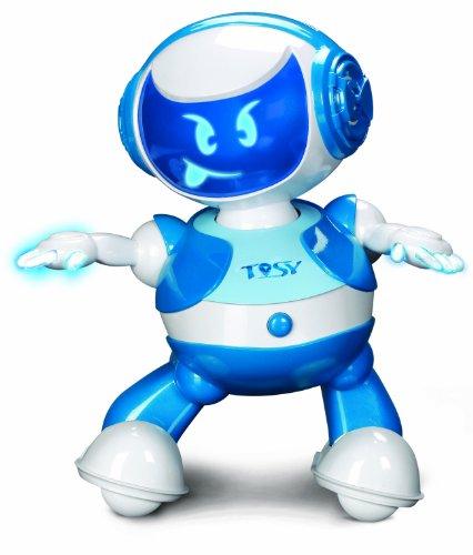 Robot Danza con la Rilevazione Beat e Passi di Danza Unici