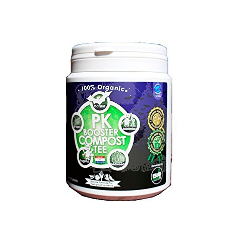Nutrimento Biologico Microrganismi di BioTabs Pk Booster Compost Tee (750ml)