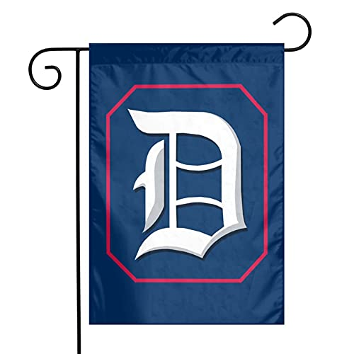 """Duquesne University Garden Flag Banner Sign Double-Sided Printing Vertical Yard Outdoor Decoration 12""""X18"""""""