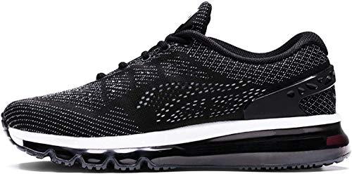 YERWSLON Men's Cushioning Energy Rebound Sneakers review