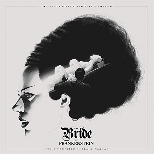 The Bride of Frankenstein [Vinyl LP]