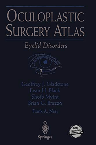 Oculoplastic Surgery Atlas: Eyelid Disorders