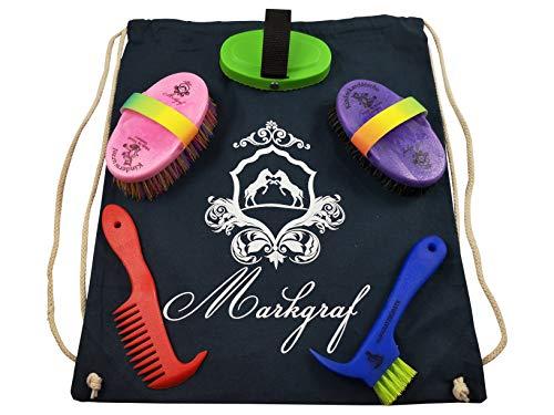 Markgraf Set de limpieza infantil de alta calidad para cabal