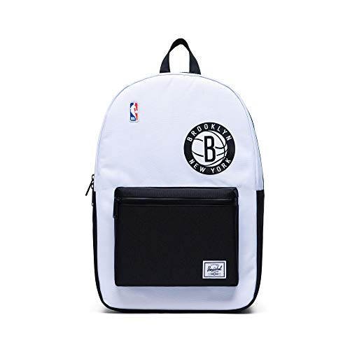 Herschel Sac à Dos Settlement NBA Brooklyn Nets Logo