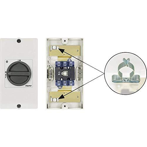 Kraus & Naimer KG10 T103/D-A050 KS51V Reparaturschalter absperrbar 1 x 90 ° Schwarz 1 St.